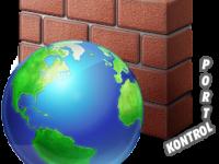 C# Port Kontrol Projesi (WPF)