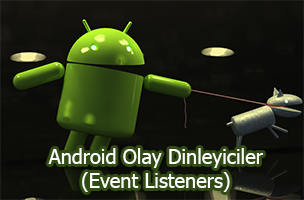 Android: Olay Dinleyiciler (Event Listeners)