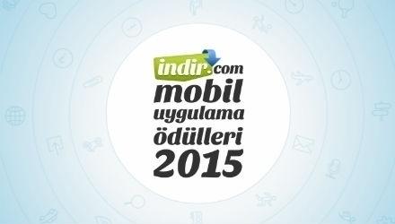 indir.com Mobil Uygulama Ödülleri – 2015